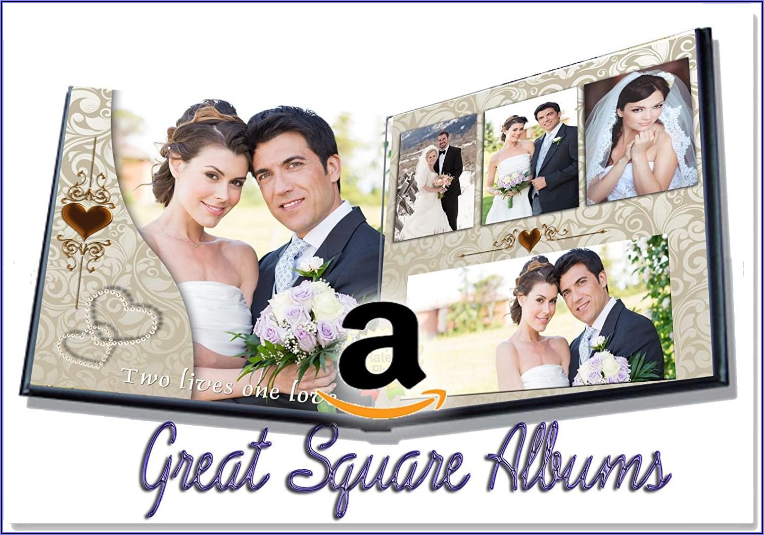 Wedding Photo Album Photoshop Templates
