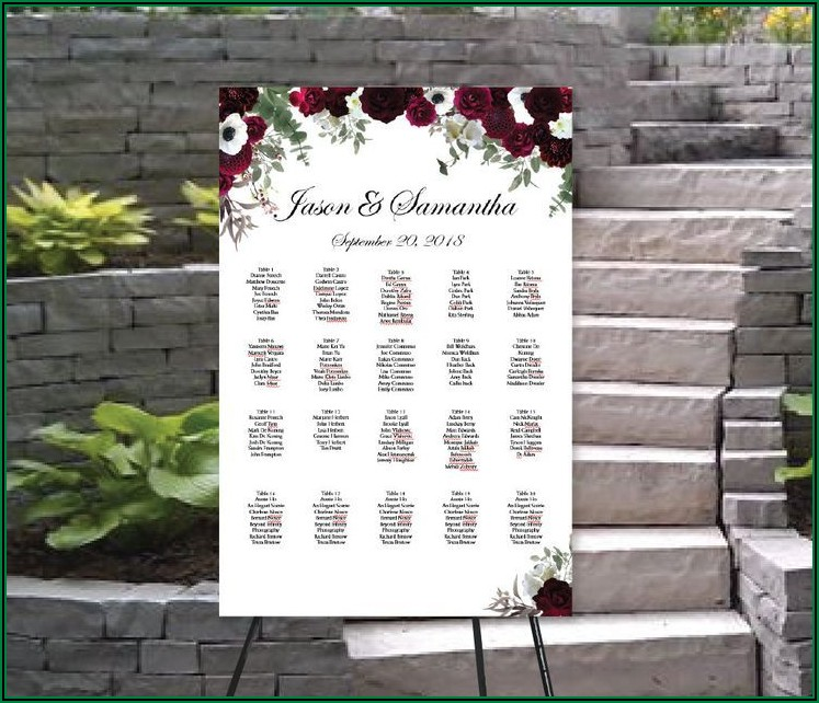 24 X 36 Poster Template