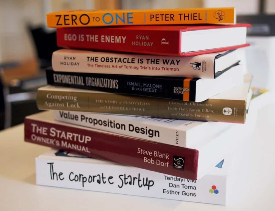 Top 10 Business Books to Inspire You and Your Business