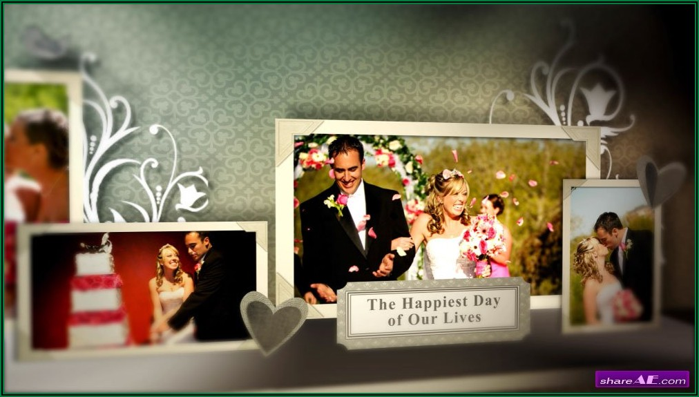 Adobe After Effects Cs5 Wedding Templates Free Download