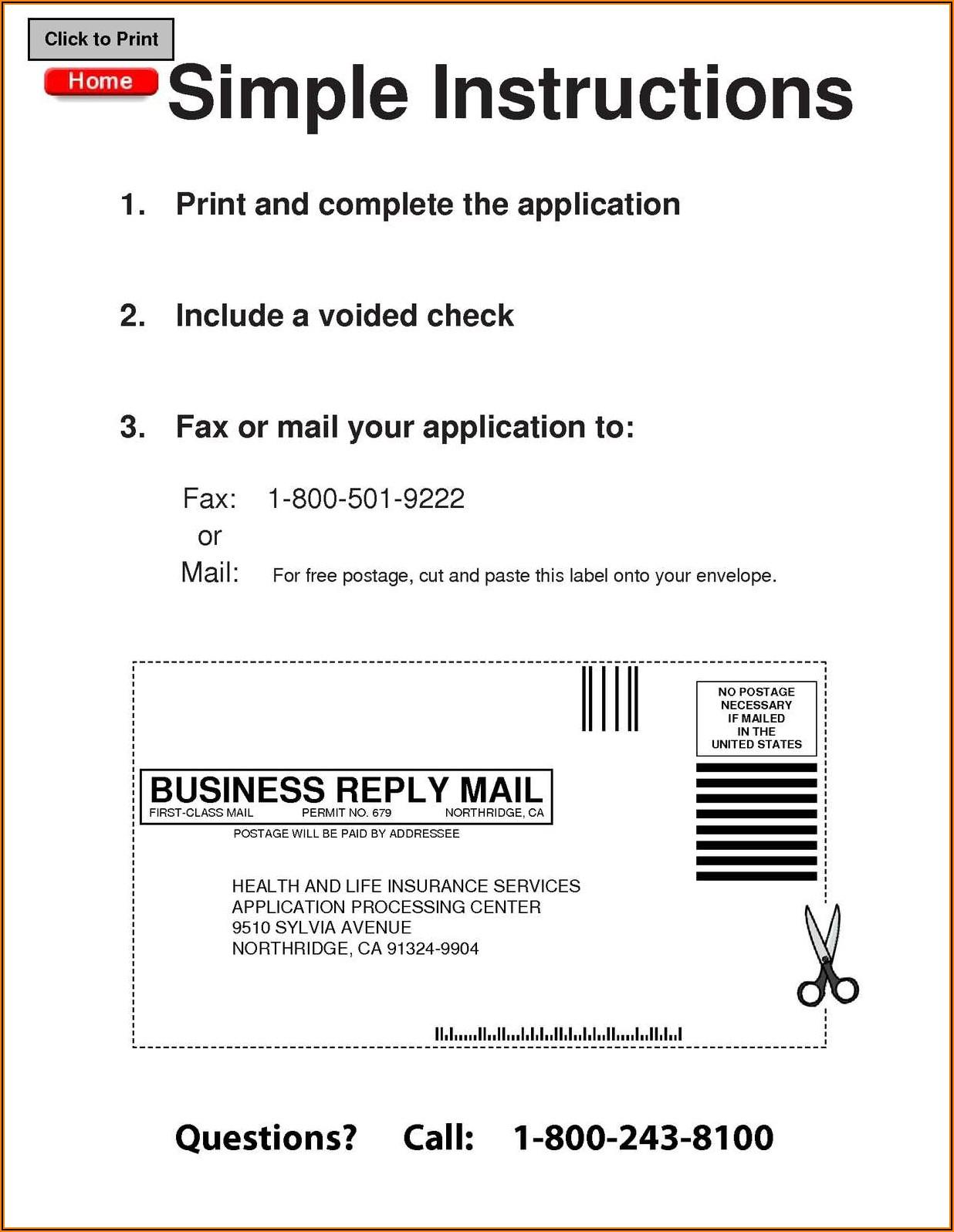 Anthem Medicare Disenrollment Form