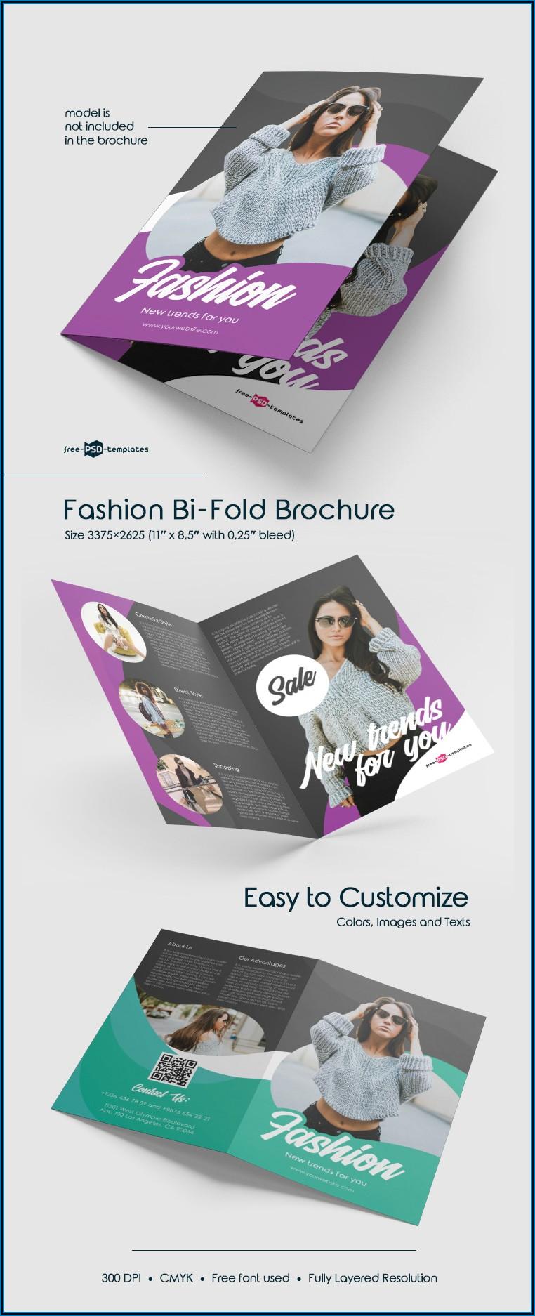 Bi Fold Pamphlet Template Google Docs