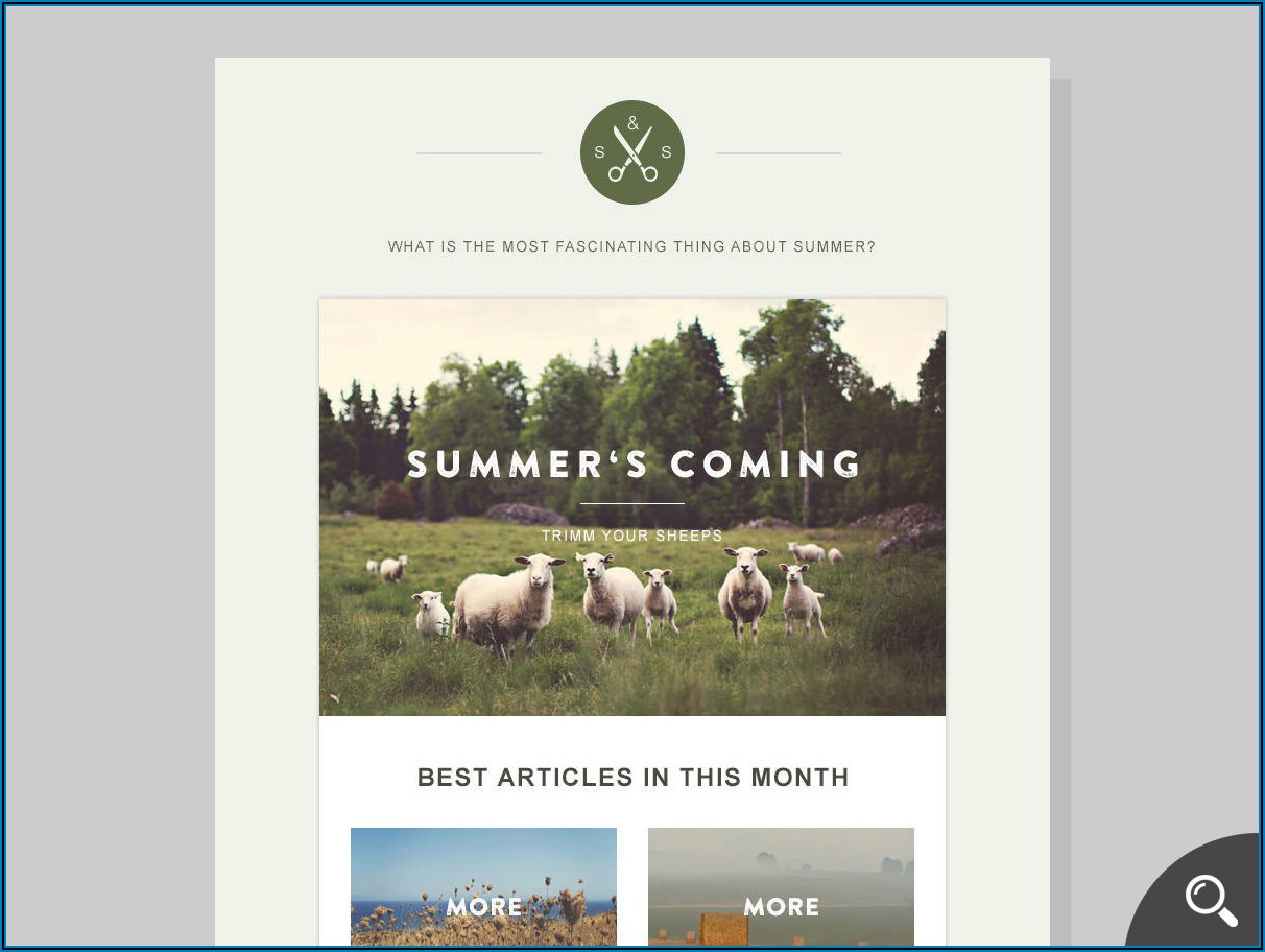 Business Newsletter Templates Free Download