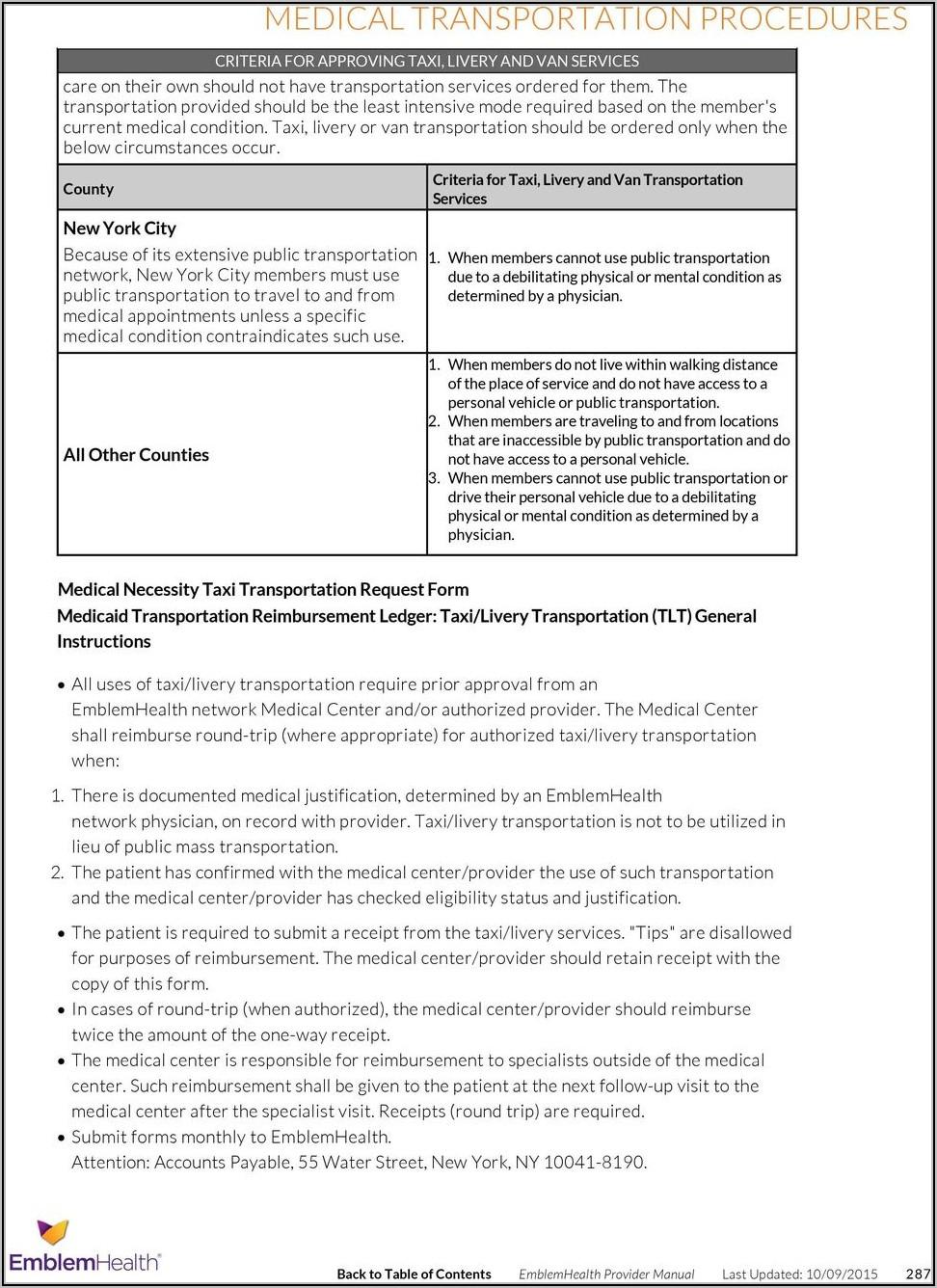 Colorado Medicaid Application Form