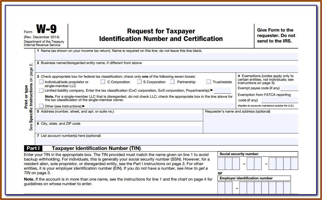 Editable W2 Form