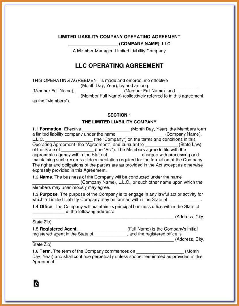 Florida Premarital Agreement Form