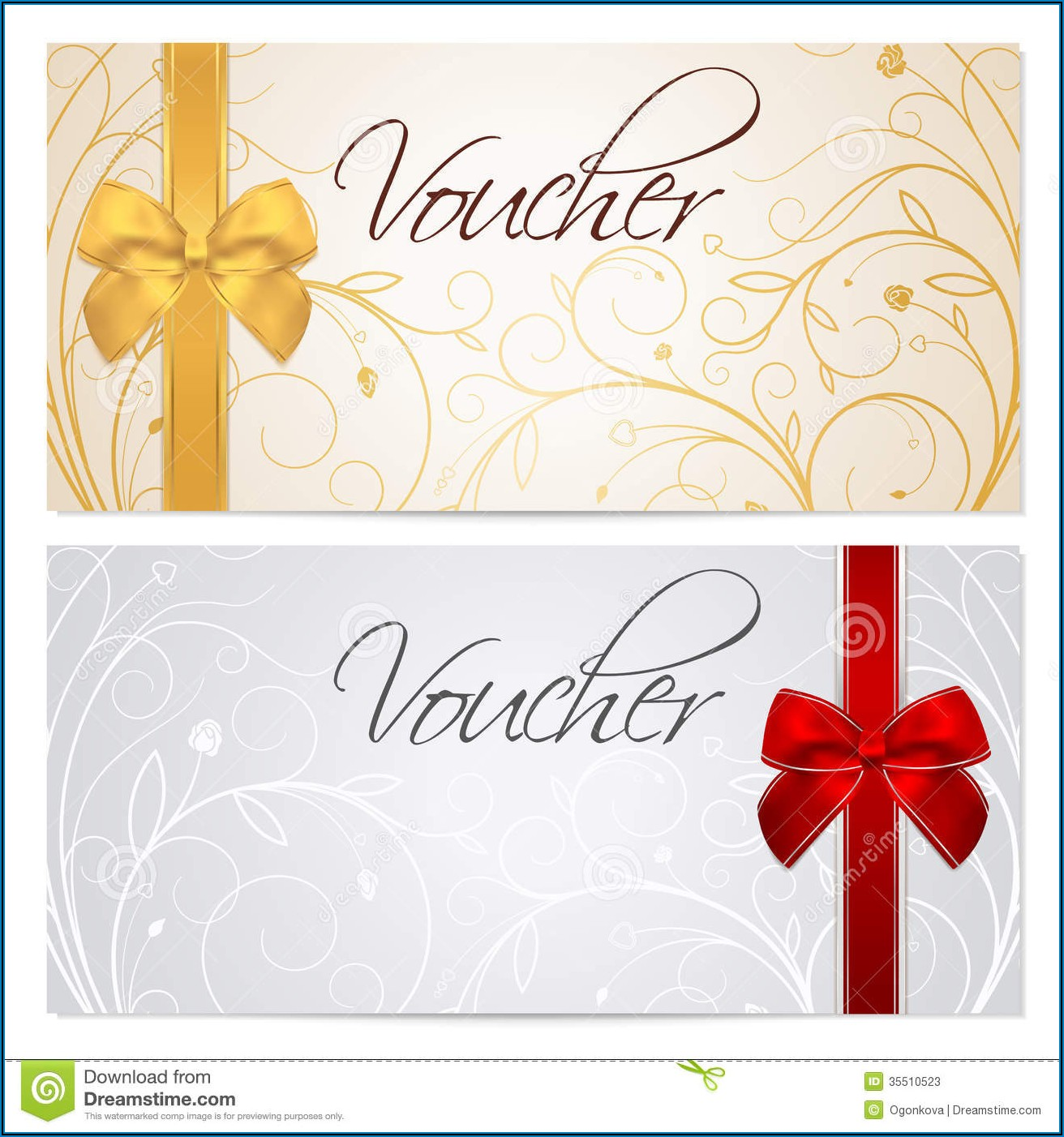 Gift Certificate Template For Concert Tickets