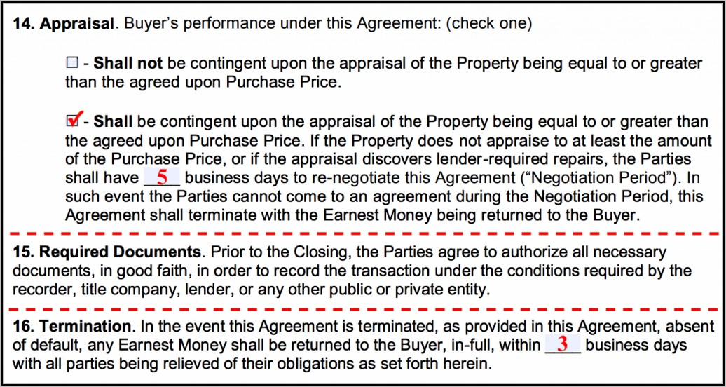 House Sale Protocol Forms
