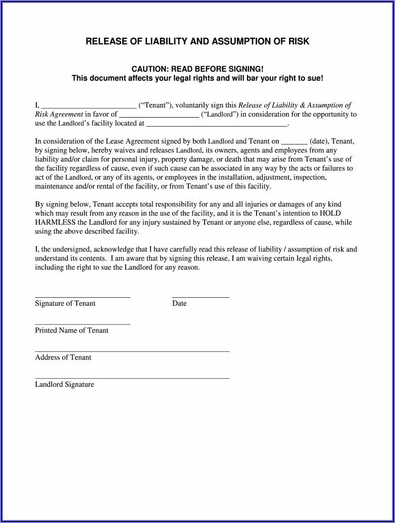Humana Medicare Advantage Waiver Of Liability Form