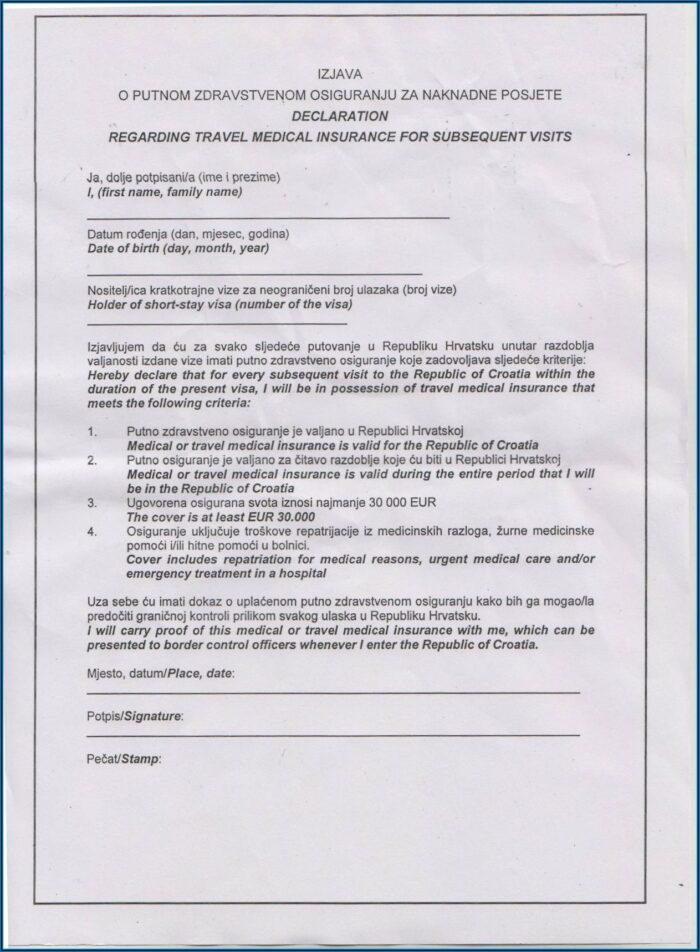 Indian Visa Application Form Pdf