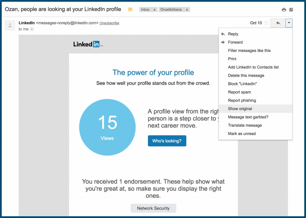 Instagram Phishing Email Templates