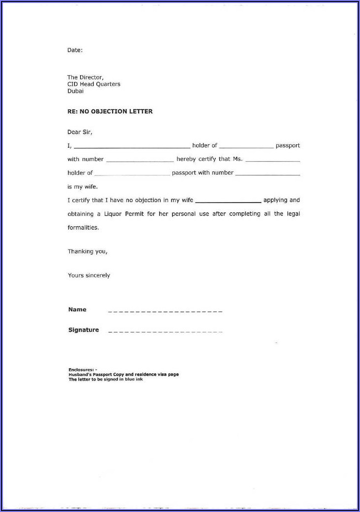 Loan Payoff Letter Format