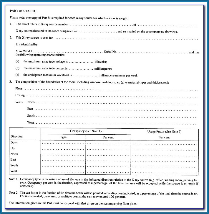 Occupational Health And Safety Forms Ontario