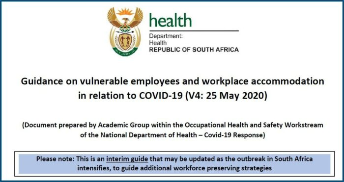Occupational Health And Safety Forms South Africa