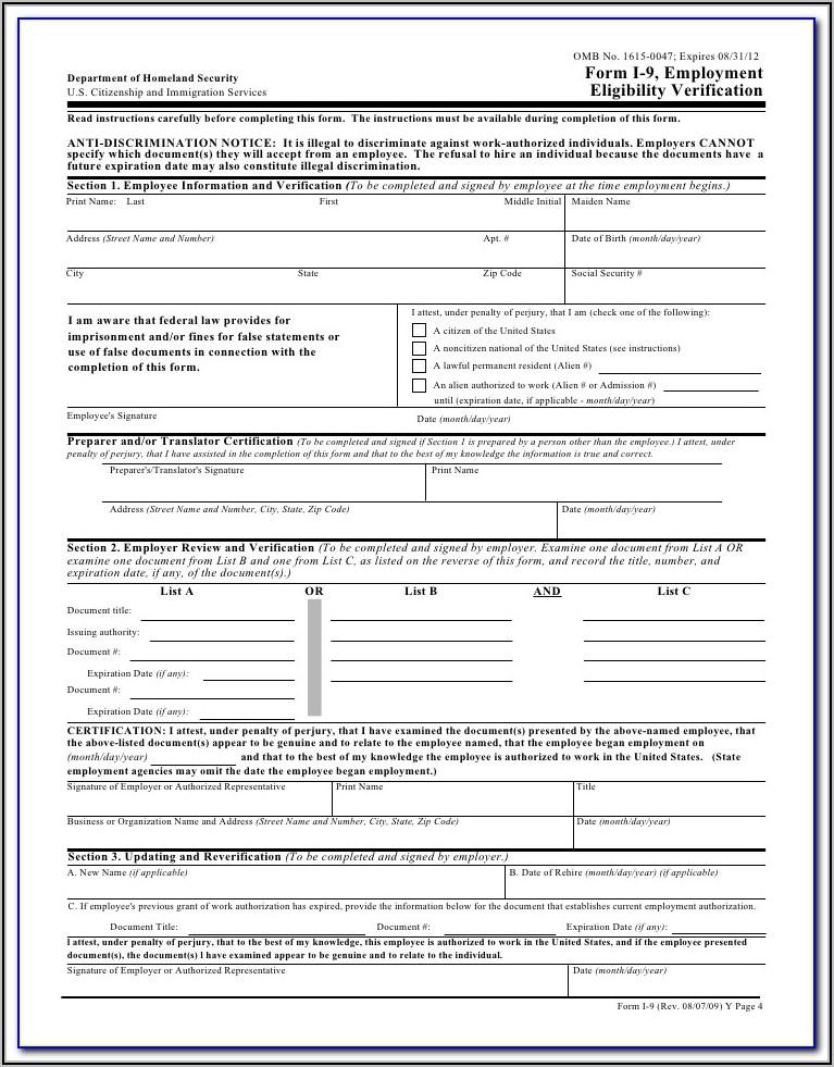 Pdf Editable Form Example