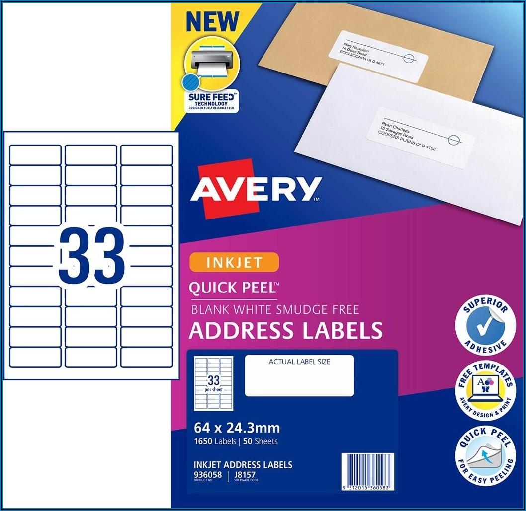 Pres A Ply Label Templates 30603