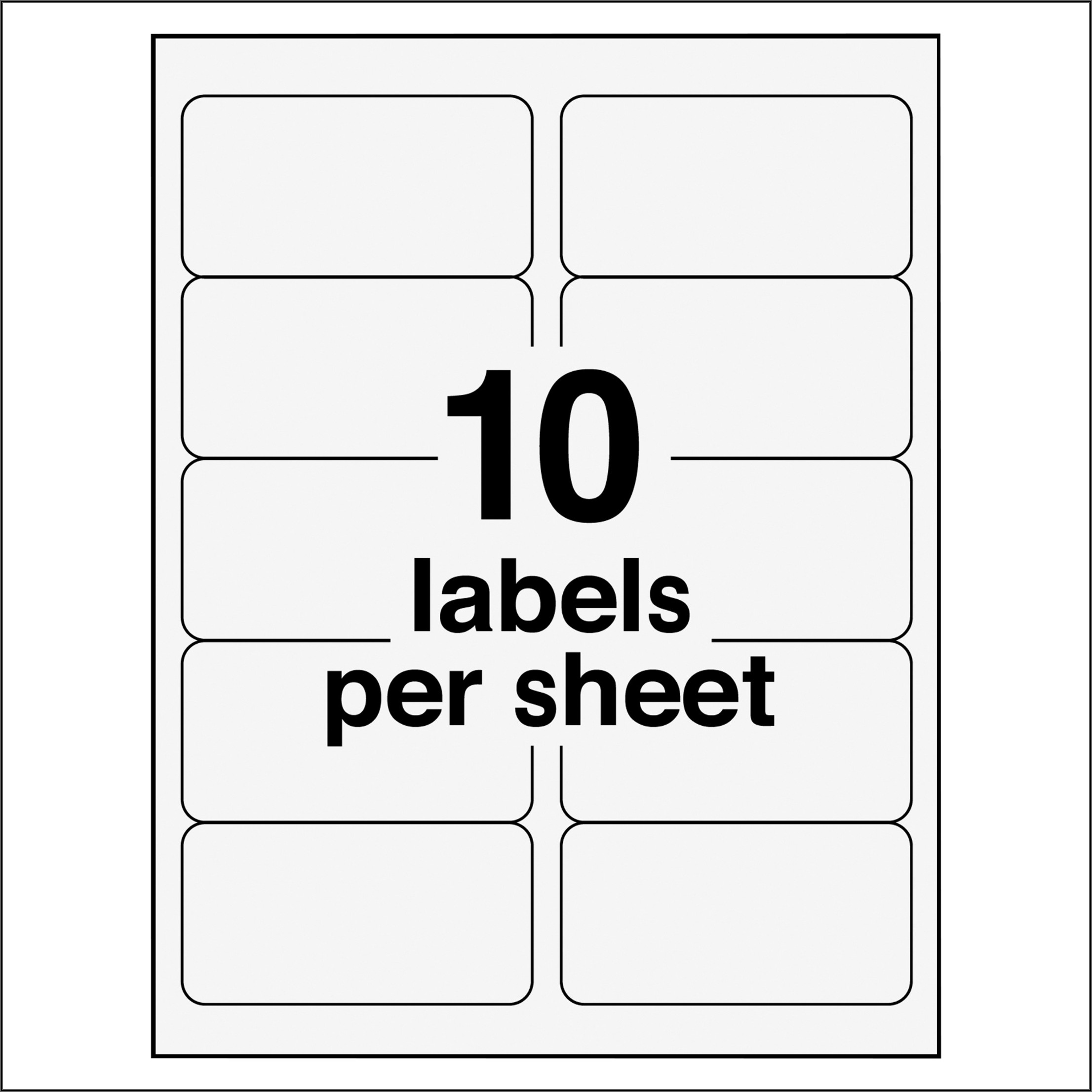 Pres A Ply Labels 30604 Template