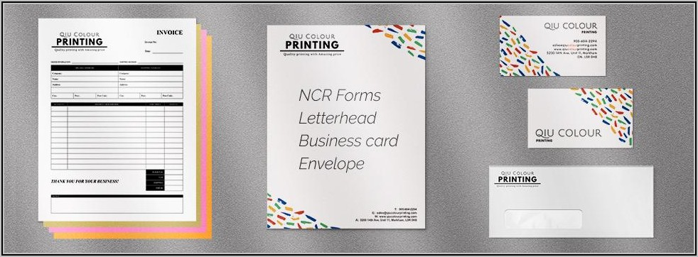 Print Carbonless Forms