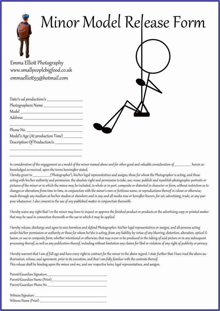 Printable Child Custody Forms