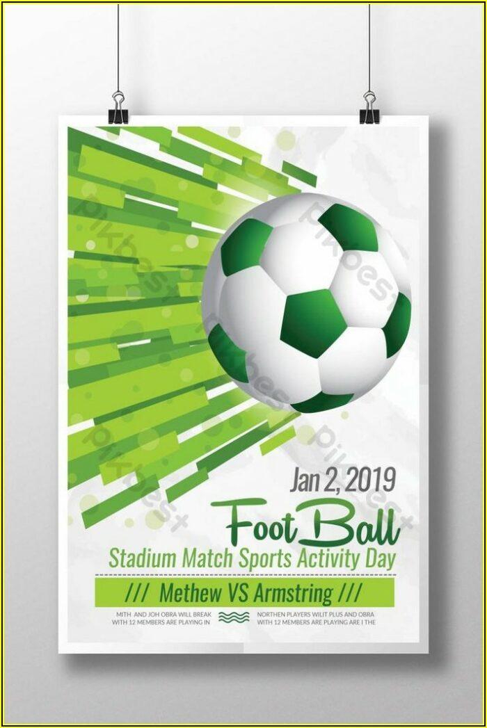 Soccer Tournament Invitation Letter Template