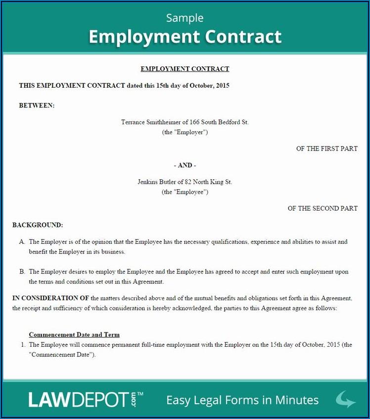 Staff Handbook Template Ireland