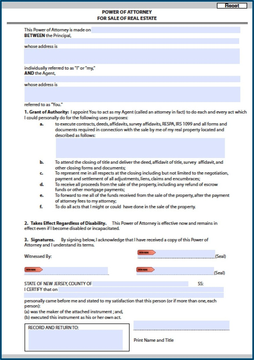State Of Nj Permanent Disability Forms