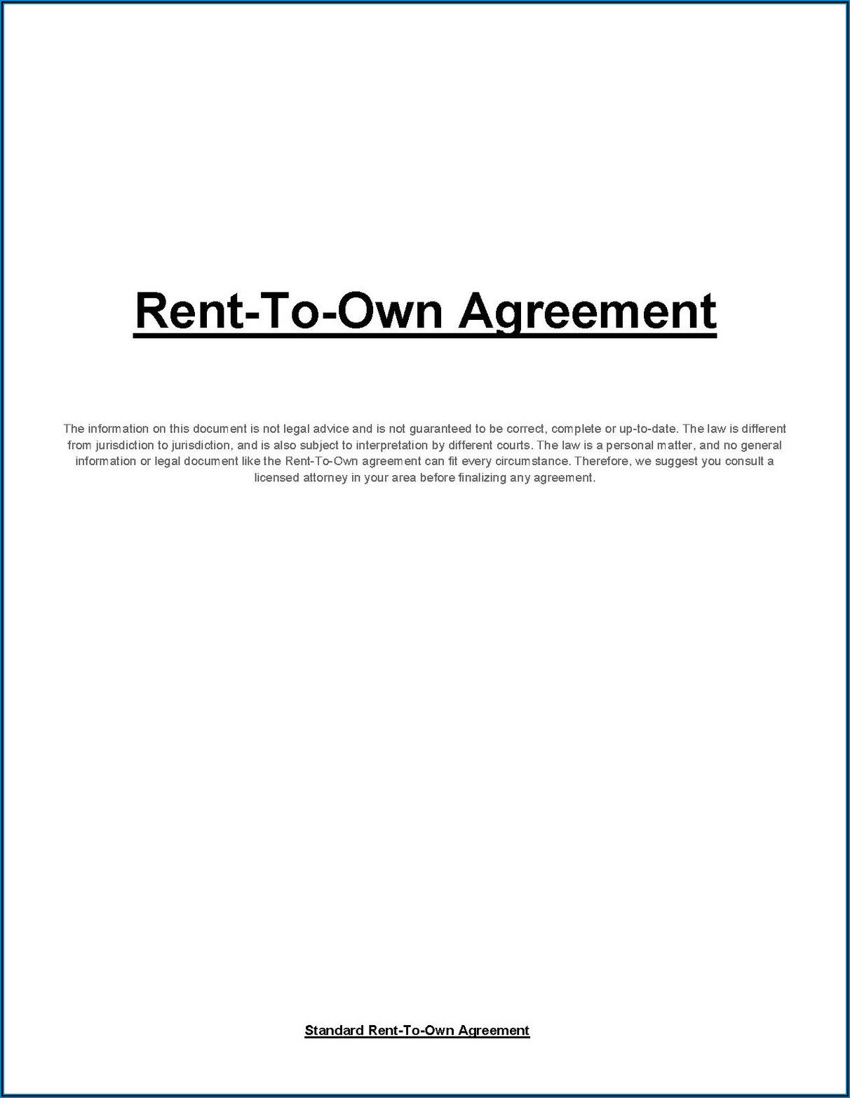 Texas Real Estate Purchase Contract Form