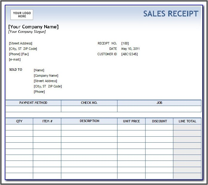 W2 Form Excel Template Free Download
