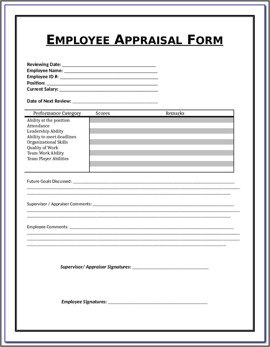 W2 Form Sample Employee