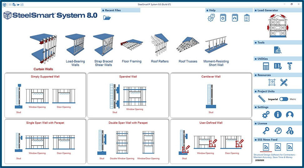 Which Software Can Design Cold Formed Steel Structure