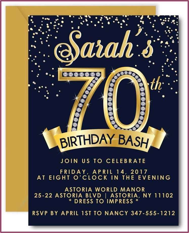 85th Birthday Invitation Wording Ideas