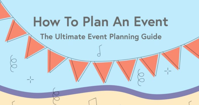 Planning The Perfect Event Some Tips Part Two