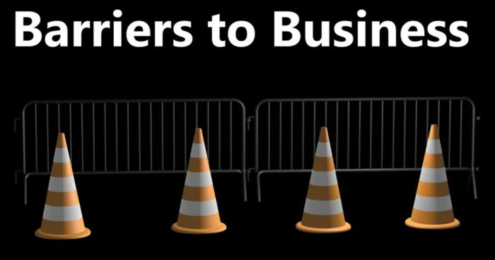 Seven Barriers To Business Growth