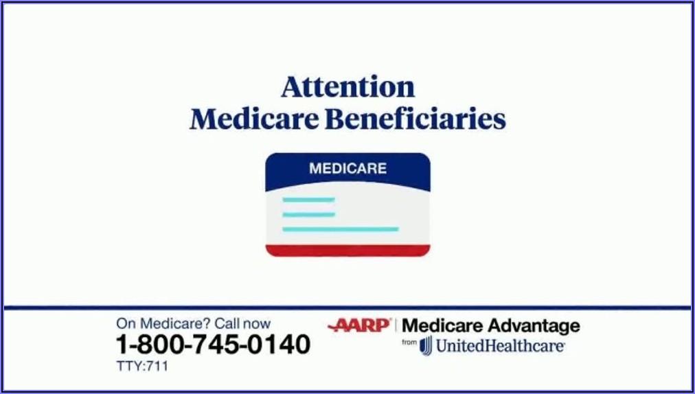 Aarp Medicare Supplement Enrollment Form