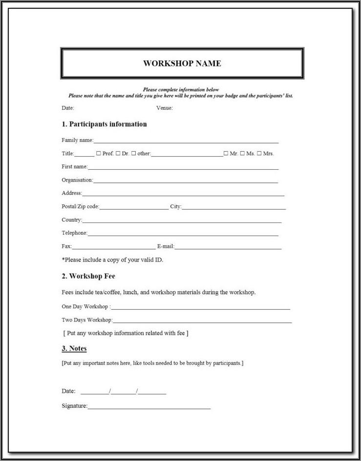 Aarp Member Enrollment Form