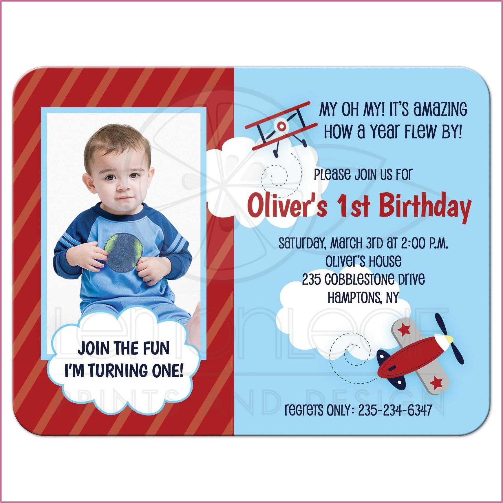 Birthday Boy Invitation Background Images
