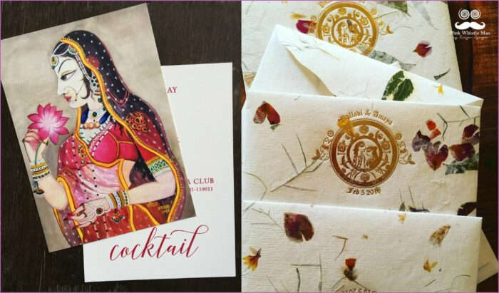Seed Paper Wedding Invitations Bangalore