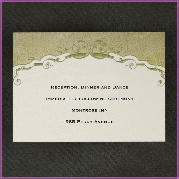 Seed Paper Wedding Invitations Uk