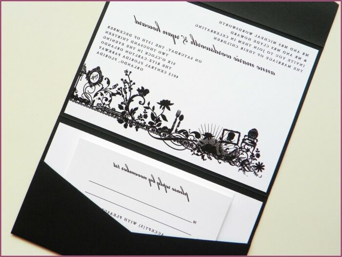 Wilton Wedding Invitation Kits