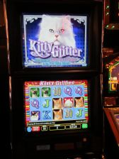 Kitty Glitter slot machine Hotel Nevada Ely
