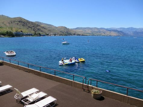 Chelan fourth of July weekend