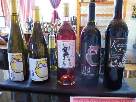 Wine Girl Wines Chelan