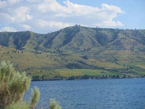 Lake Chelan Fourth of July