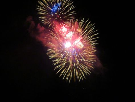 Lake Chelan Fourth of July fireworks