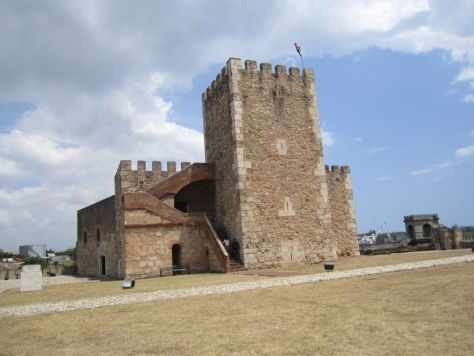 Fortaleza Ozama Santo Domingo Domincan Republic 066