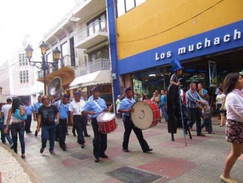 Parade Santo Domingo Domincan Republic 073
