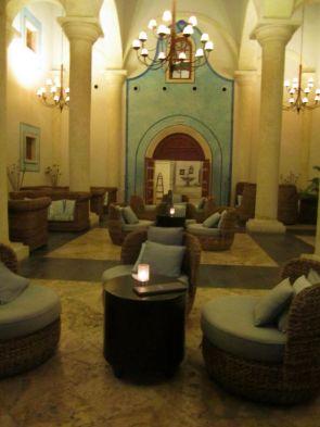 """The """"Love Bar"""" lounge"""