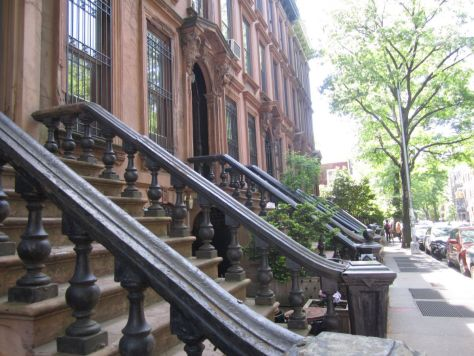 brownstone apartments in Brooklyn New York City