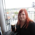 Gravity Bar Guinness Storehouse Dublin Ireland