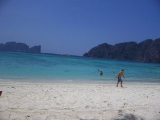 Long Beach Phi Phi Don Thailand